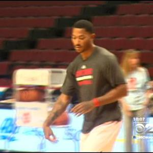 Bulls Fans Relieved Derrick Rose May Be Back Soon