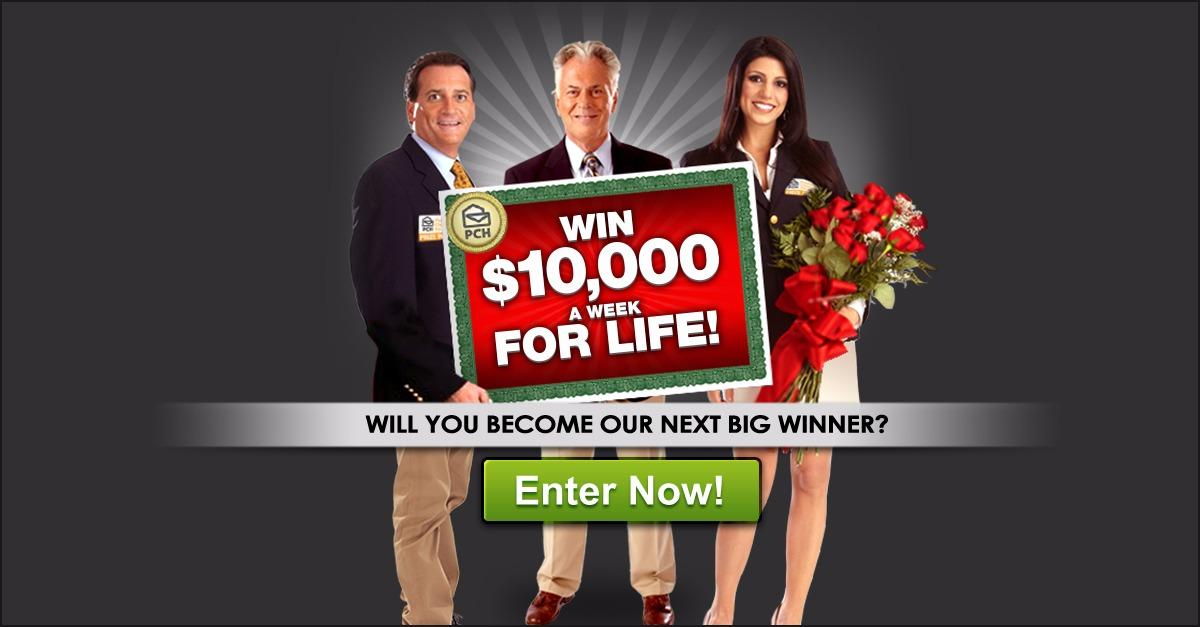 Win Big Money from PCH