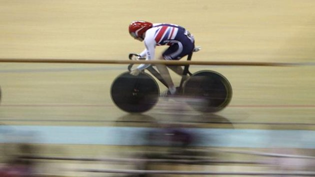 Britain's Jason Kenny