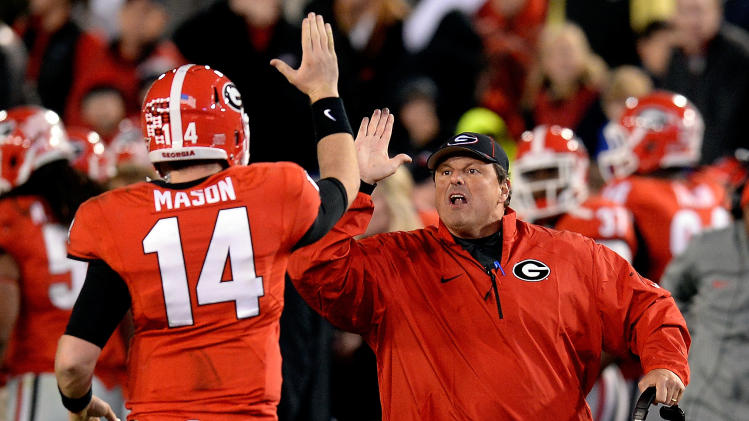 UGa's Richt says defensive coordinator to return