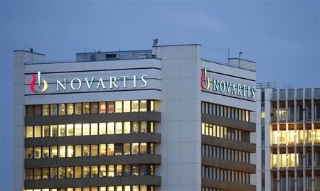 Novartis lung drug not inferior to GSK's Seretide, study shows