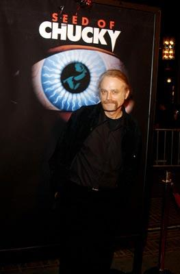 Brad Dourif at the Los Angeles premiere of Rogue Pictures' Seed of Chucky