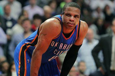 NBA scores 2015: Russell Westbrook was amazing again, but Bulls edge Thunder on unlikely late-game heroics