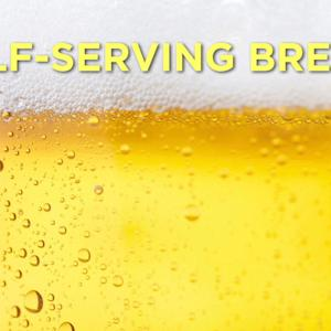SELF-SERVE BREWS