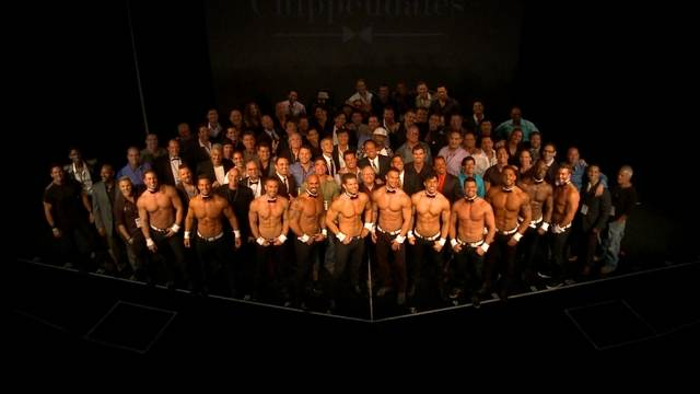 Chippendales Celebrates 35 Years Of Beefcake