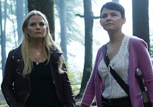 Once Upon a Time: Jennifer Morrison, Ginnifer Goodwin Preview 'Life-Or-Death' Fall Finale