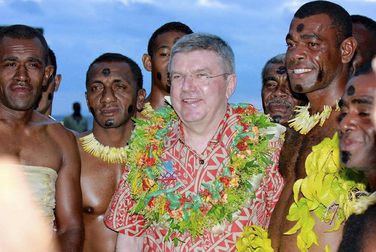 IOC chief: Small nations like New Zealand could host games