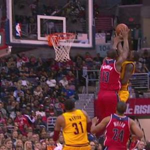 Seraphin Rejects Waiters