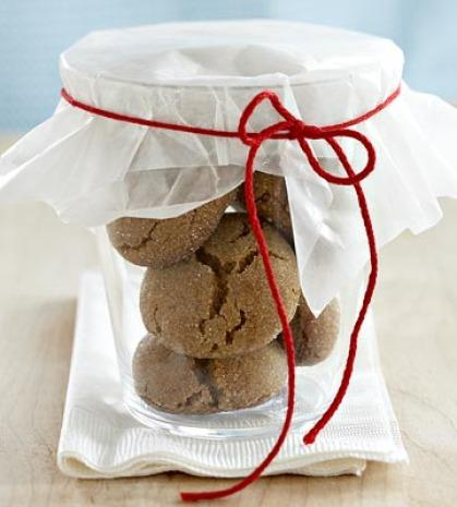 A twist on ginger snaps, these cardamom snaps stay, well, snappy, making them a perfect gift.