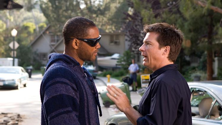 Will Smith Jason Bateman Hancock Production 2008 Sony