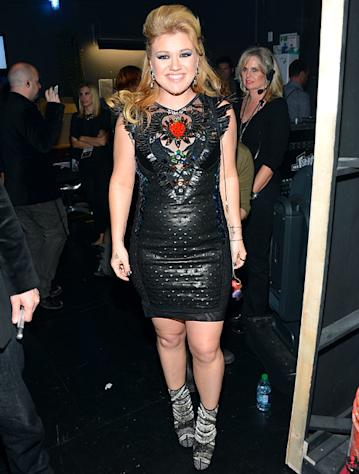 "Kelly Clarkson: ""I Literally Dropped 18 Pounds in a Month"""
