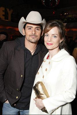 Brad Paisley and Kimberly Williams-Paisley at the Los Angeles premiere of Columbia Pictures' Walk Hard: The Dewey Cox Story