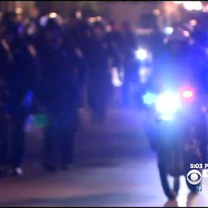 Oakland Facing Backlash Over Protest Policy
