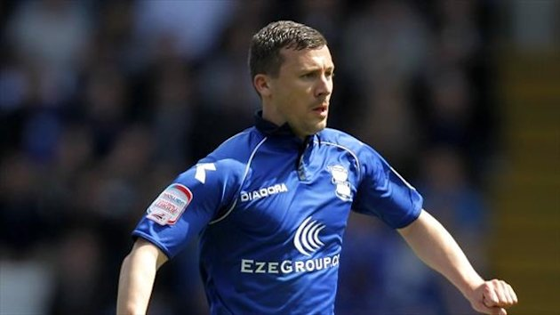 Paul Caddis enjoyed a successful loan spell with Blues last season