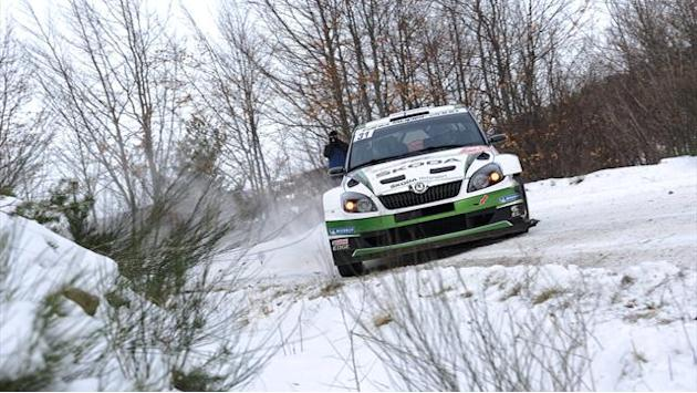 ERC - Lappi wins final round to claim ERC Latvia win