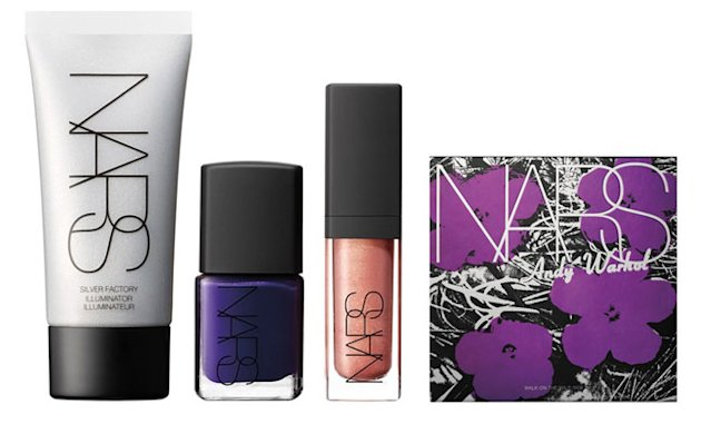 Nars Andy Warhol set