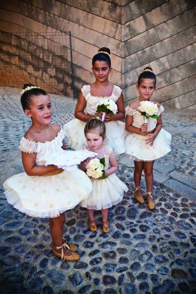 13. Cutest Bridal Party Members