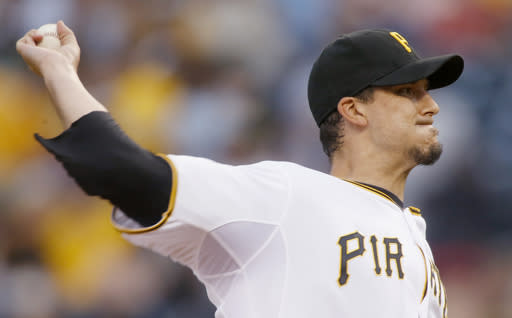 Pirates win 4th straight, 4-2 over Marlins