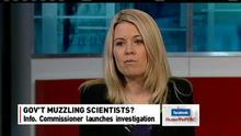 Investigating 'muzzled' scientists