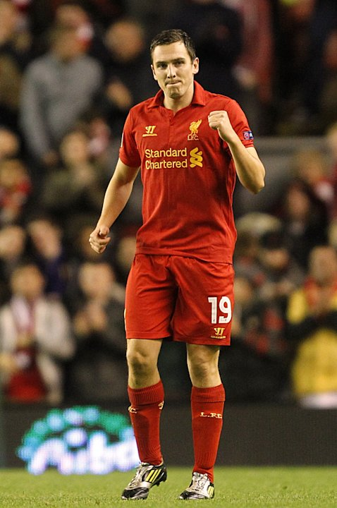 Stewart Downing could be on his way out of Anfield in January
