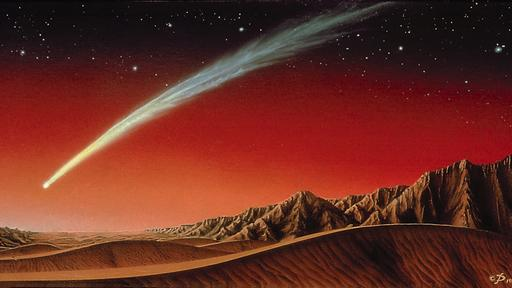 Newfound Comet Likely Won't Hit Mars Next Year