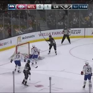 Jeff Carter Goal on Dustin Tokarski (08:03/1st)