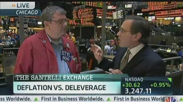 Santelli Wonders What&#39;s Next For Commodities
