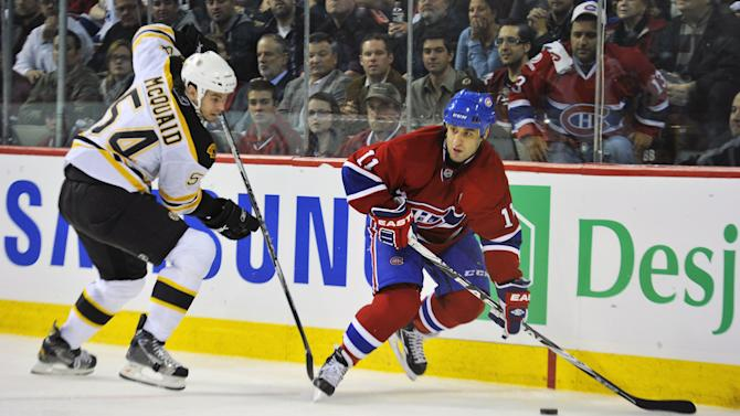 Boston Bruins v Montreal Canadiens - Game Three