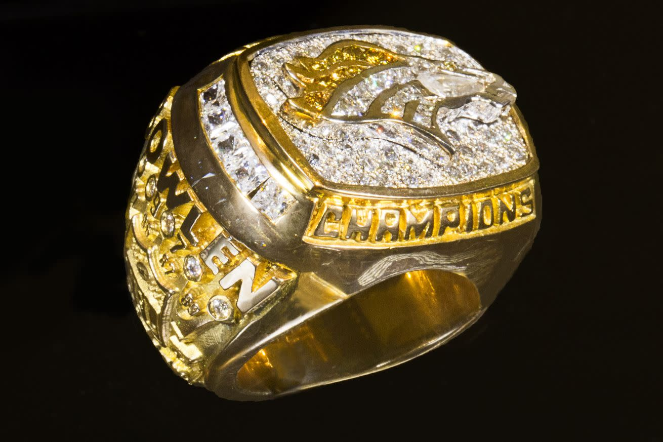 Counting the diamonds in every Super Bowl ring