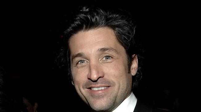 Patrick Dempsey at the In Style and Warner Bros. 2007 Golden Globe After Party.