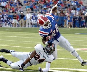 No. 22 La Tech pulls away from UTSA in 51-27 win