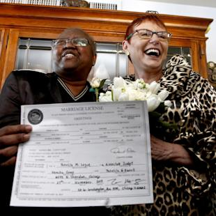 Video: Landmark year for gay rights