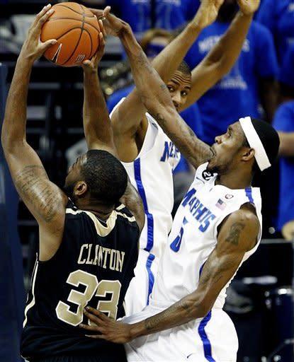 Hot-shooting Memphis beats Central Florida 84-55