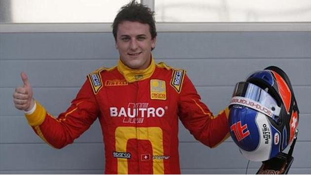 GP2 - Leimer clinches title as Rossi wins in Abu Dhabi