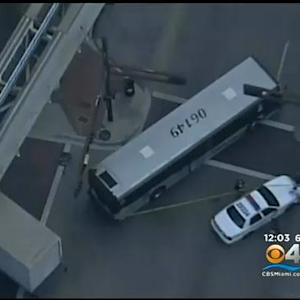 Woman Struck By Dade County Bus