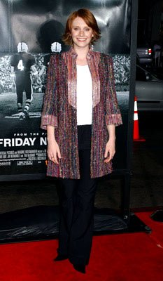Bryce Dallas Howard at the Hollywood premiere of Universal Pictures' Friday Night Lights