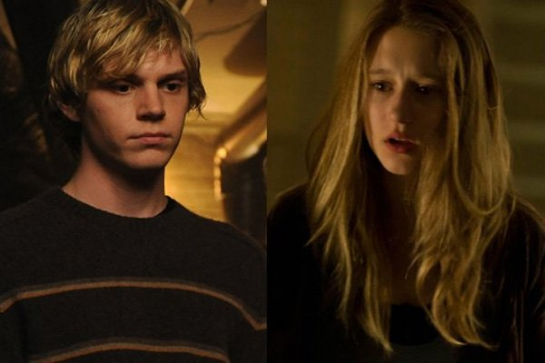 Evan Peters and Taissa Farmiga, American Horror Story (Supporting Actor/Actress, Miniseries or Movie)  Since FXs American Horror Story is being considered in the Miniseries category this year (si