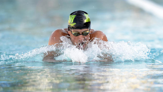 Swimming: Santa Clara Grand Prix