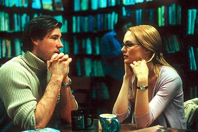 Edward Burns and Heather Graham in Paramount Classics' Sidewalks of New York
