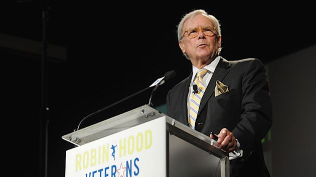 Tom Brokaw Hospitalized After TV Appearance