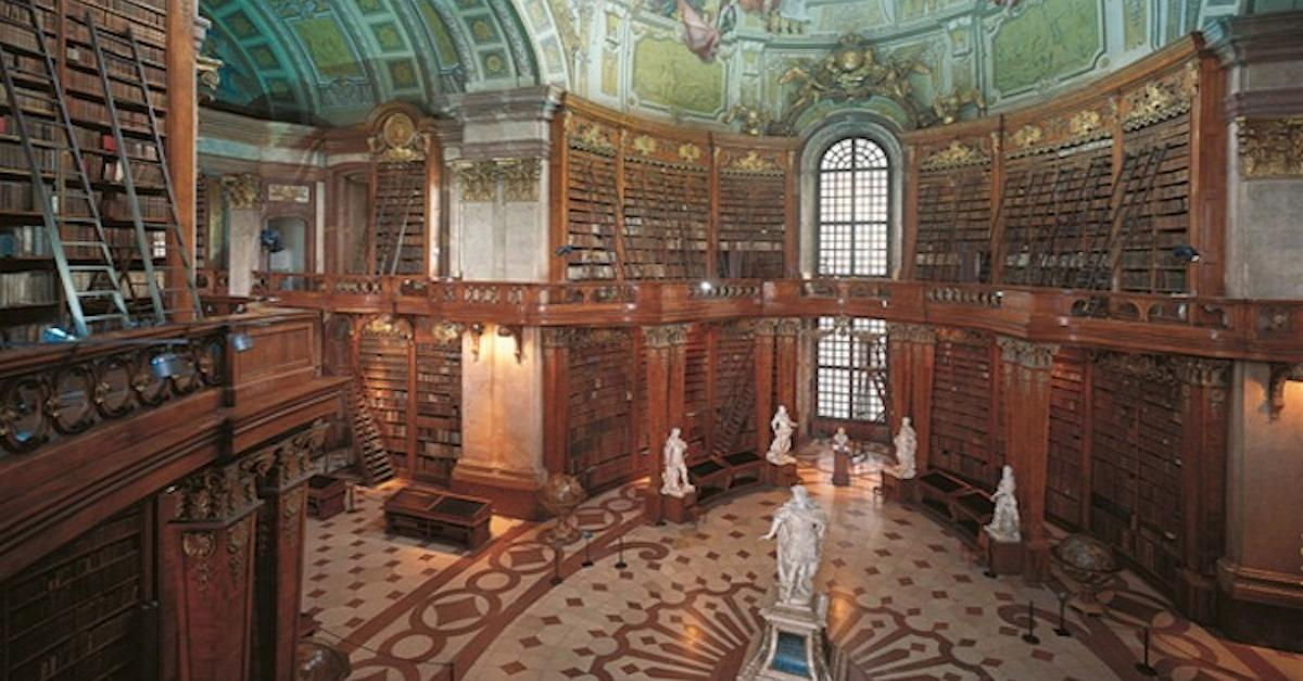 21 Of The World's Most Beautiful Libraries