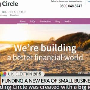 Peer-to-Peer Funding for U.K. Small Businesses