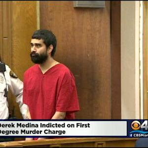 """Facebook Killing"" Suspect Formally Charged With 1st-Degree Murder"