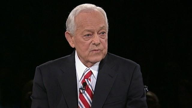 Presidential Debate: Bob Schieffer Makes the Obama-Osama Gaffe