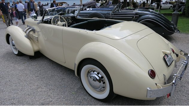 1937 Cord 812 S/C