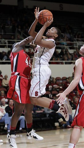 Ogwumike sisters lead No. 2 Stanford past Seattle
