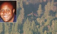 LA Manhunt: Dorner Shootout Ends In Cabin Fire