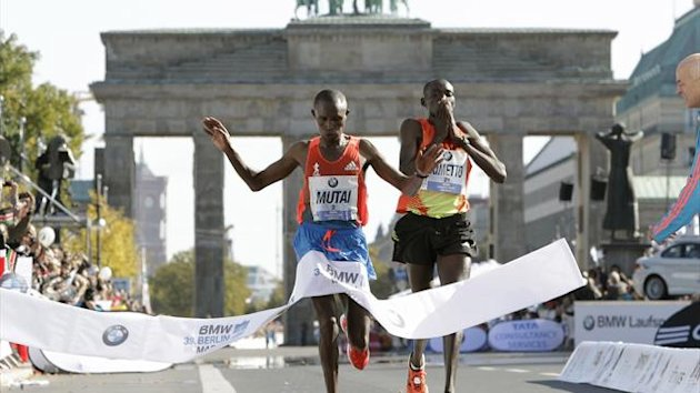 The Berlin Marathon (Reuters)
