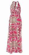 Topshop printed maxi dress, $70.