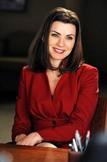"""The Good Wife's"" new night makes us smile, too (Jeffrey Neira/CBS)"